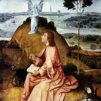 Johannes auf Patmos, Hieronymus-Bosch
